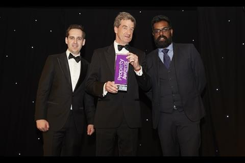 Investment Agency Team of the Year Sponsored by PPR Estates